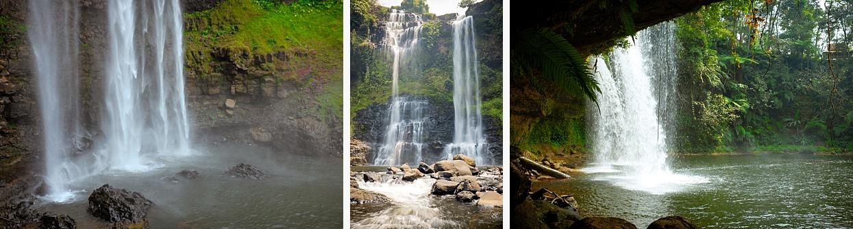Tad Tayicseua waterfall